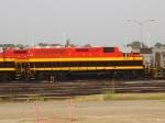 KCS 2842 Shreveport Diesel Shop