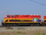 kcsm 2504 KCS Shreveport Yard