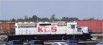 KCS SD40-2