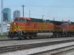 BNSF 4558