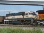 BNSF 9601