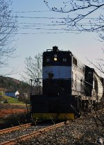Chestnut Ridge Railway #11