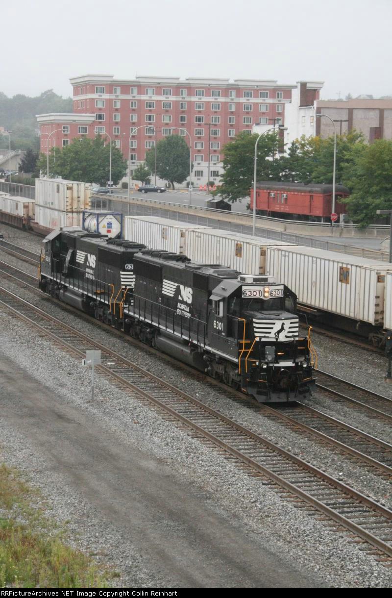 NS X-6301 East