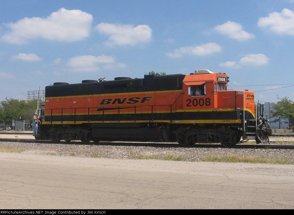 BNSF 2008