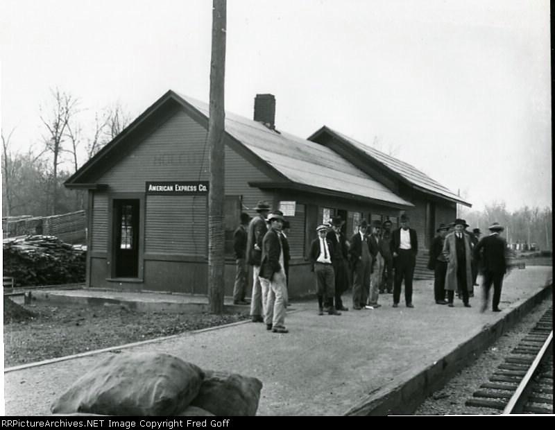 HOLCUT,MISSISSIPPI 1910
