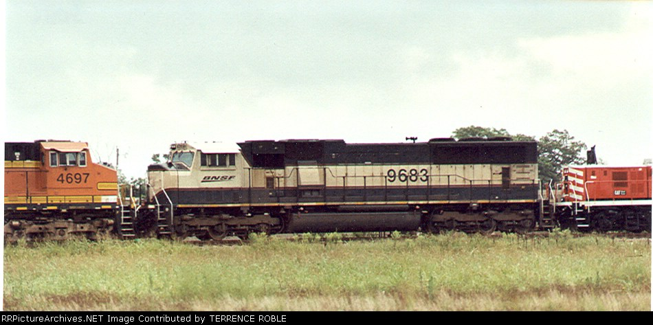 BNSF 9683 (ex-BN)