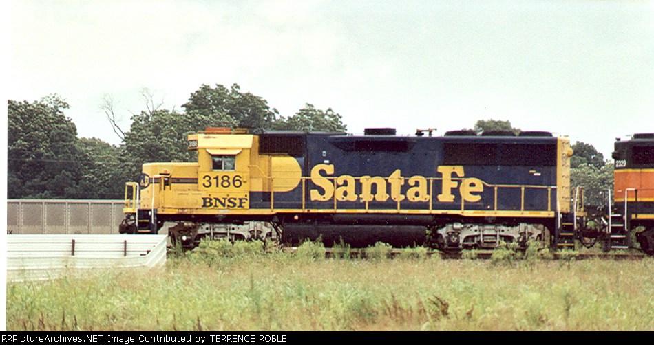 BNSF 3186 (ex-ATSF)