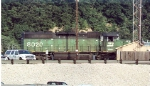 BNSF (ex-BN) 8020