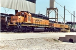 BNSF 1888 and 270 Hump set