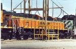 BNSF 270 (new logo)