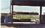 BNSF 2831 (ex-CB&Q)