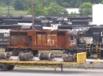 Fire Damaged NS 5531