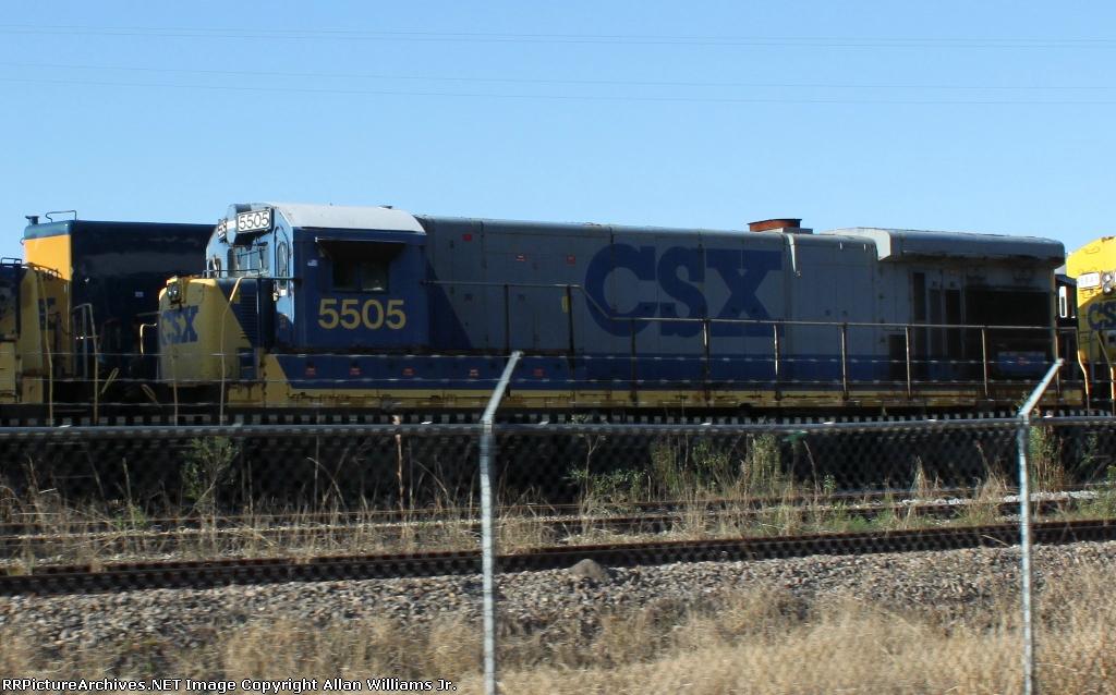 CSX 5505
