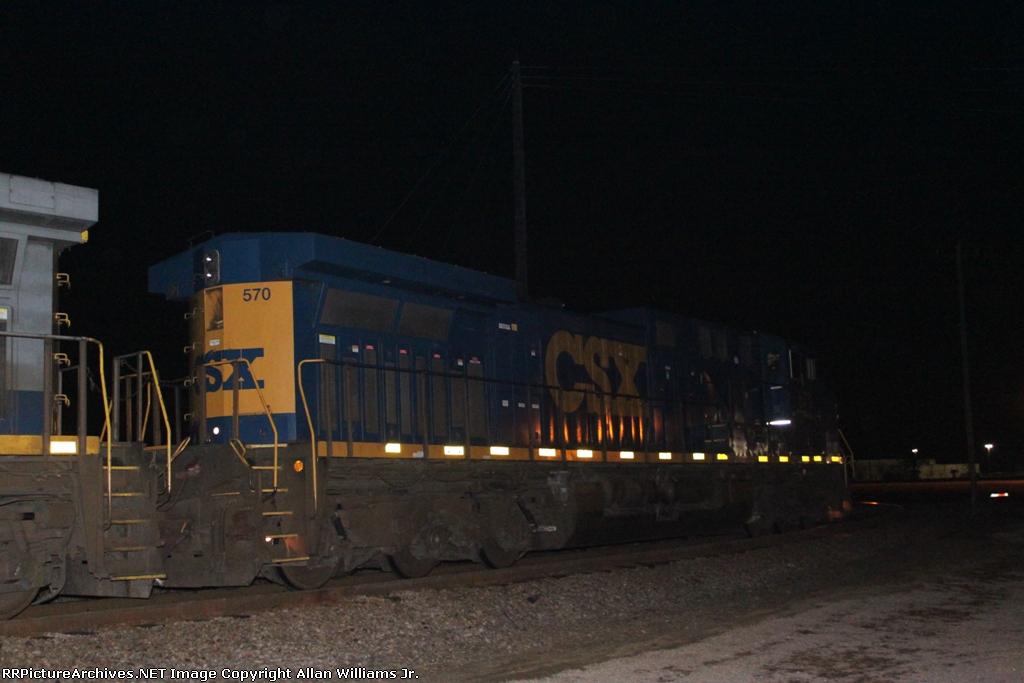 CSX 570