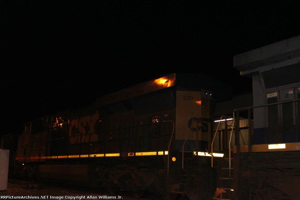 CSX 930
