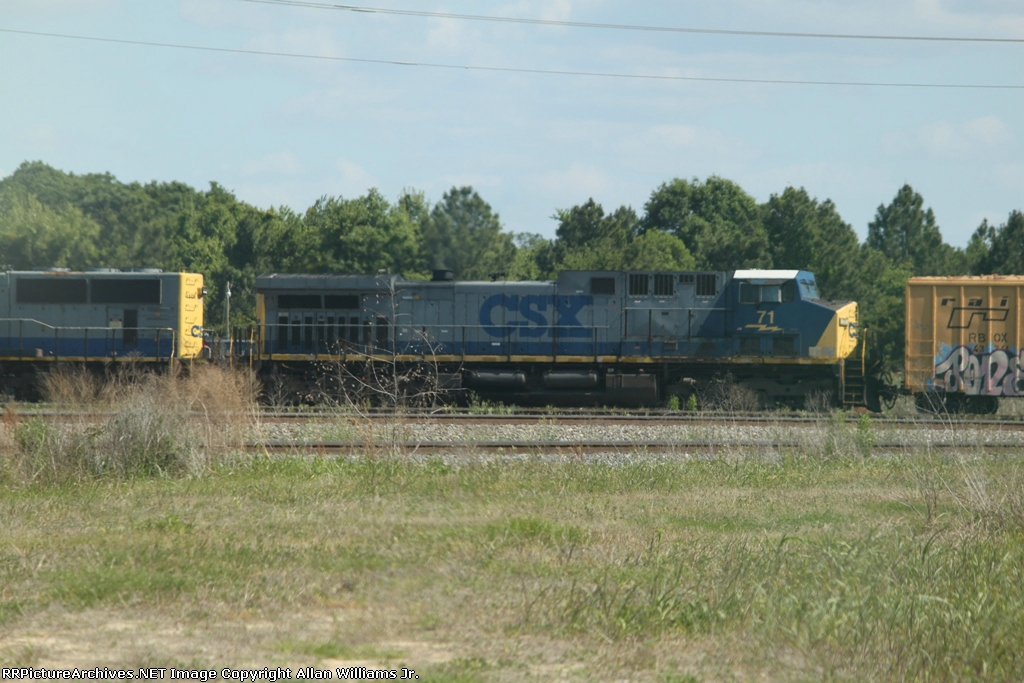 CSX 71