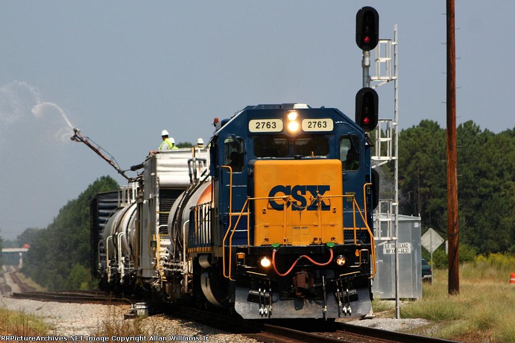 CSX 2763
