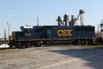 CSX 8540