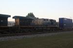 CSX 5238