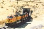 Westbound Z train exits Tunnel 2