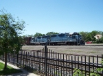 MRL 404 & 405 EB into Livingston yard