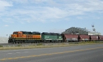BNSF 2315 and 2834
