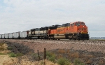 BNSF 9360 and 9543