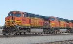 BNSF 4344 and 5395