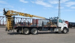 BNSF Sterling Boom Truck