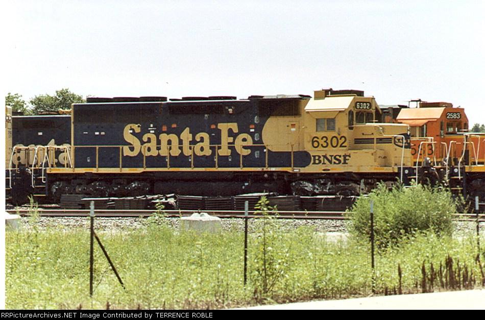 BNSF 6302 (ex-ATSF)