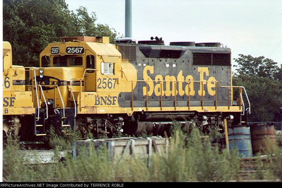 BNSF 2567 (ex-ATSF)