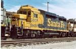 BNSF 2407 (ex-ATSF)
