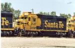BNSF 2429 (ex-ATSF)
