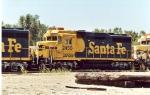 BNSF 2450 (ex-ATSF)