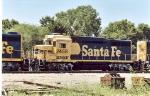 BNSF 2458 (ex-ATSF, nee-TP&W original)