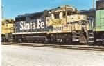 BNSF 2506 (ex-ATSF)