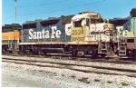 BNSF 2534 (ex-ATSF)