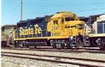 BNSF 2541 (ex-ATSF)