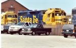 BNSF 2562 (ex-ATSF)