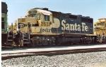 BNSF 2637 (ex-ATSF)