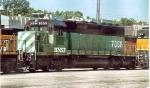 BNSF 7058 (ex-BN)