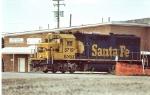 BNSF 8719 (ex-ATSF)