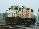 KCS 2025 - GP38-2 in KCS Knoche Yard
