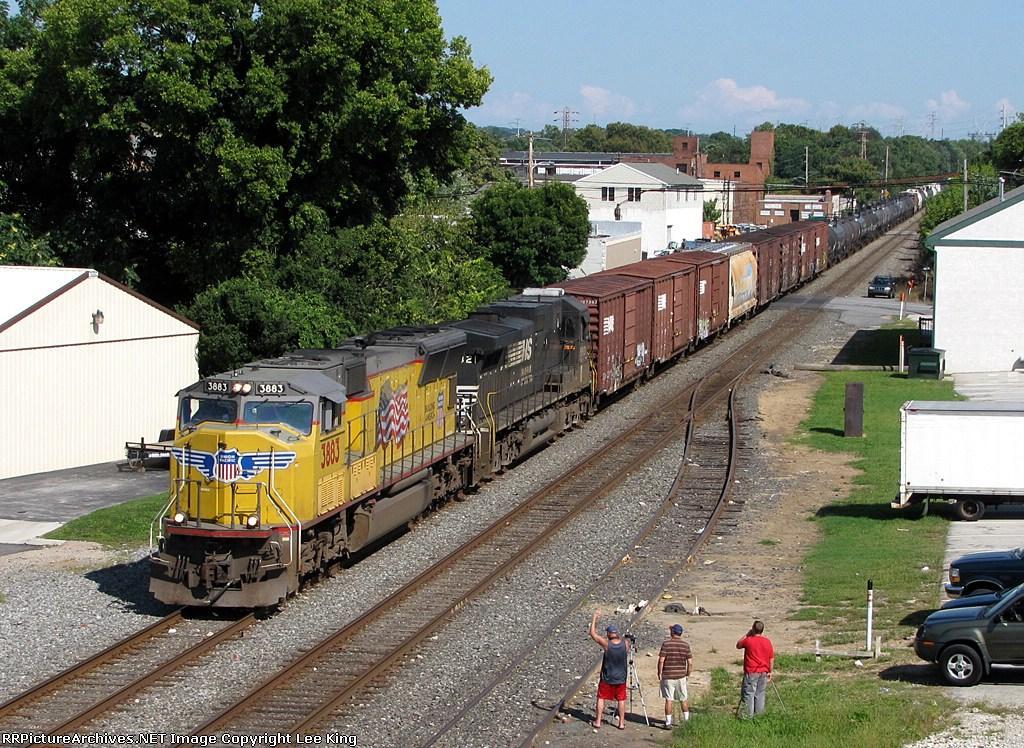 UP 3883 NS 39G