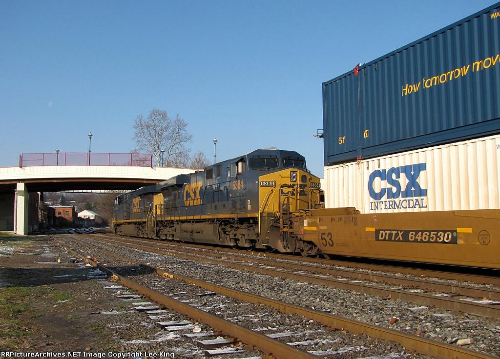 CSX 5384 Q190-06