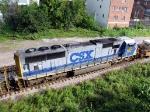 CSX 4524 Q174