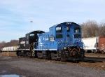 NS 2100 in Conrail