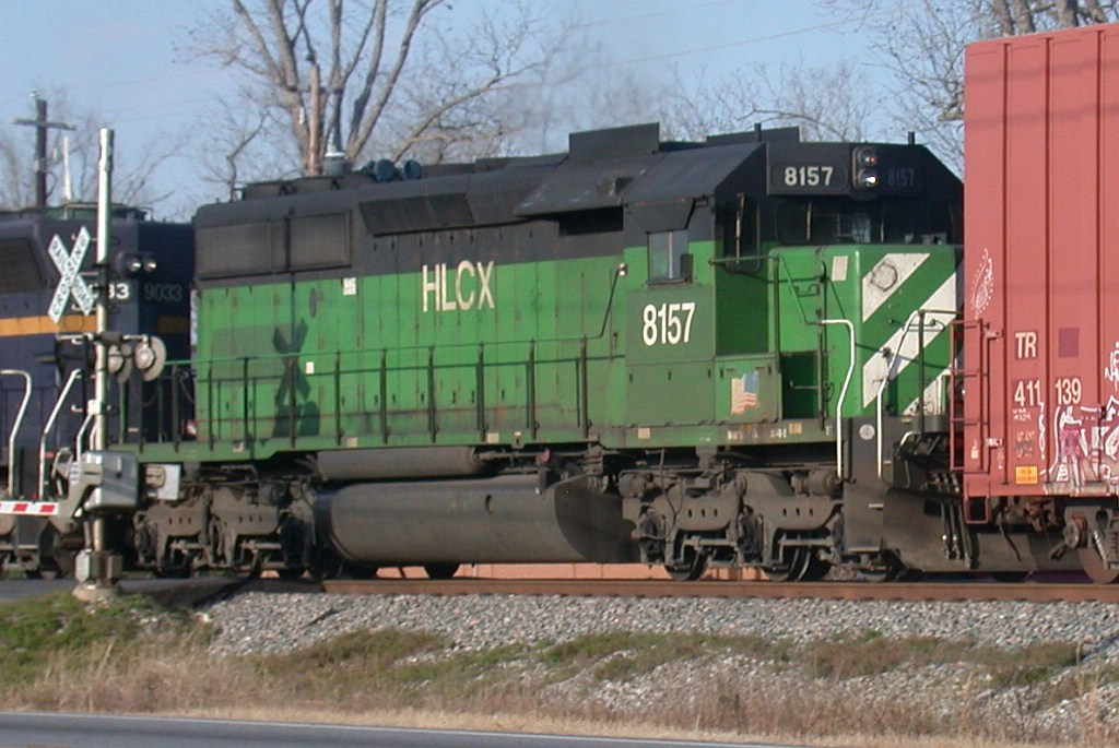 HLCX 8157