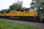 UP 4057