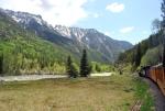 Durango & Silverton scenery